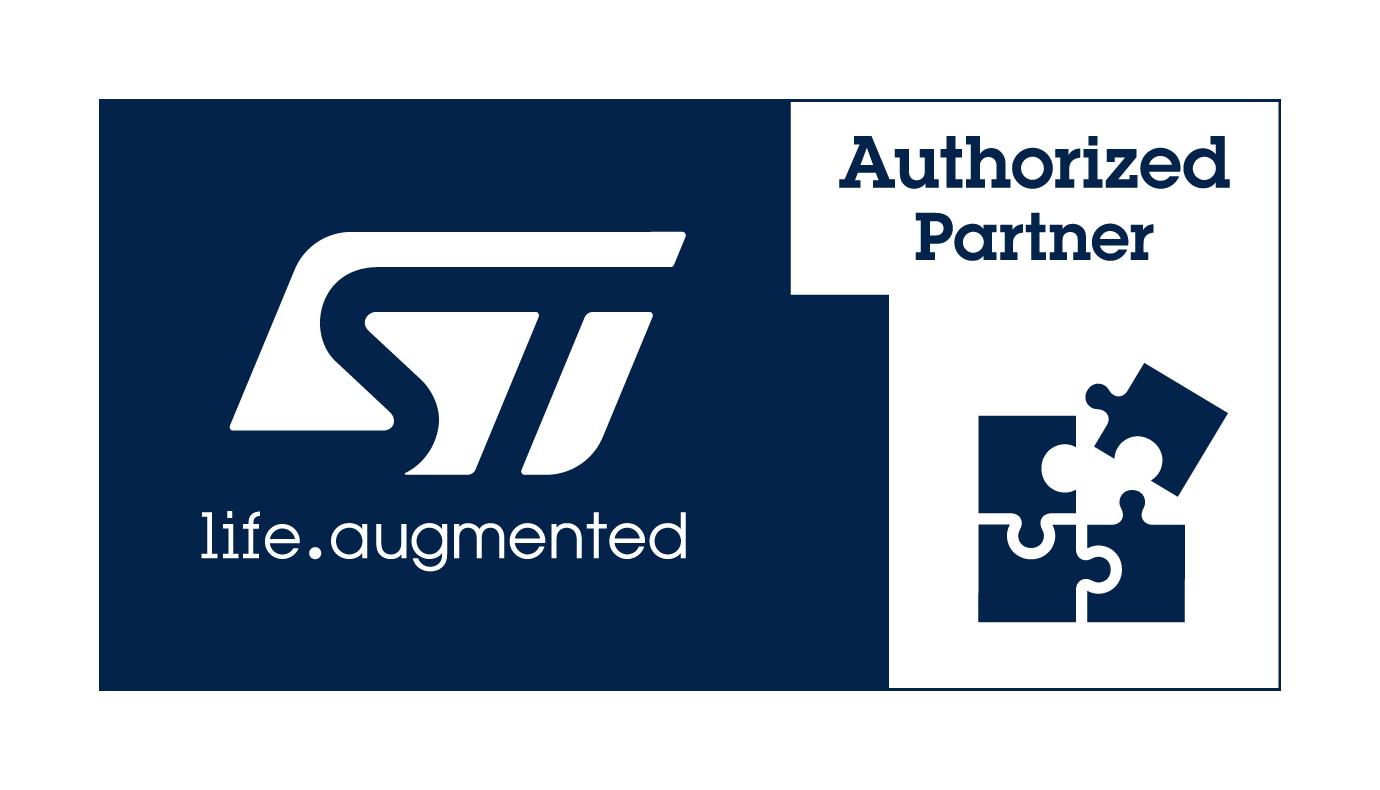 ST Partner Program_Authorized_One Color_Standard